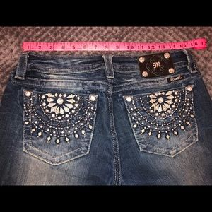 Miss Me Bootcut Jeans Size 31